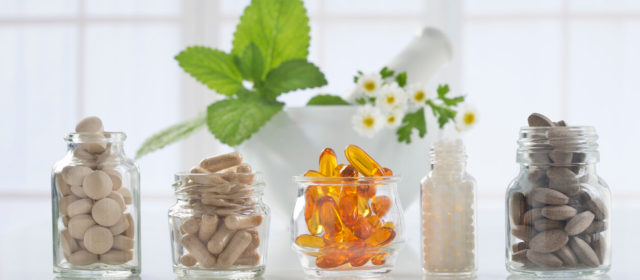 High-quality nutraceuticals header image