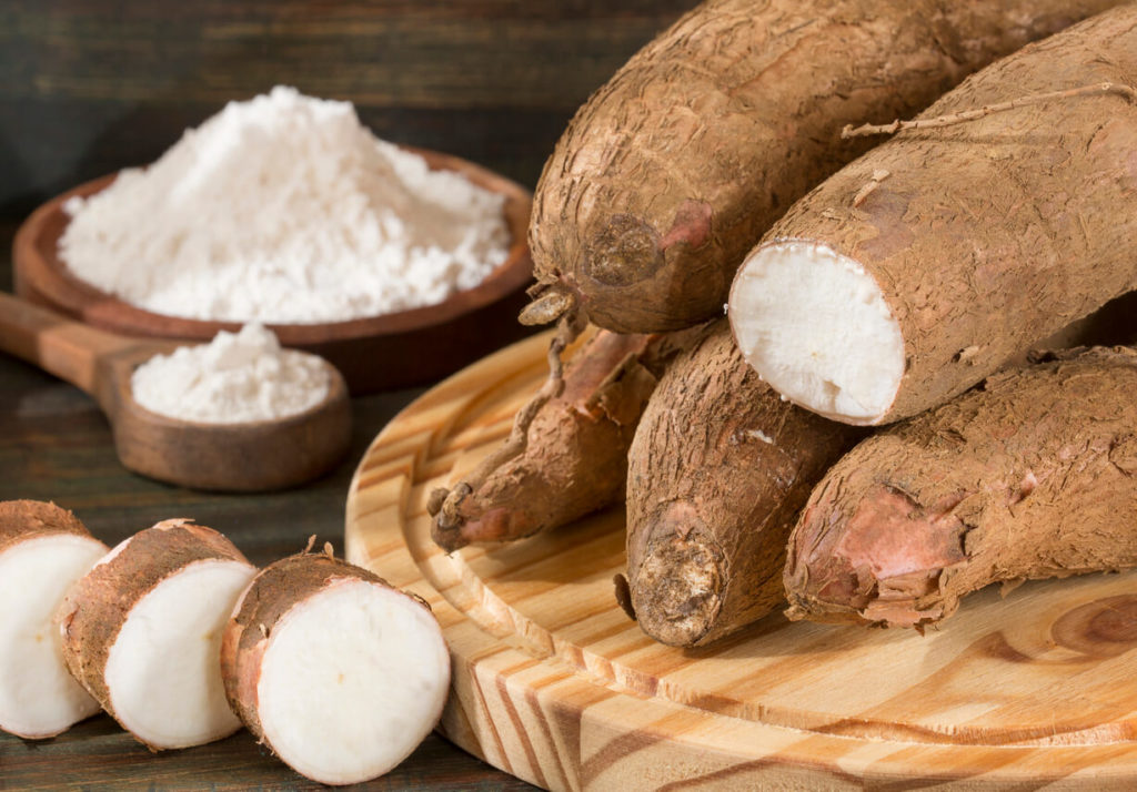 Yucca root for inflammation