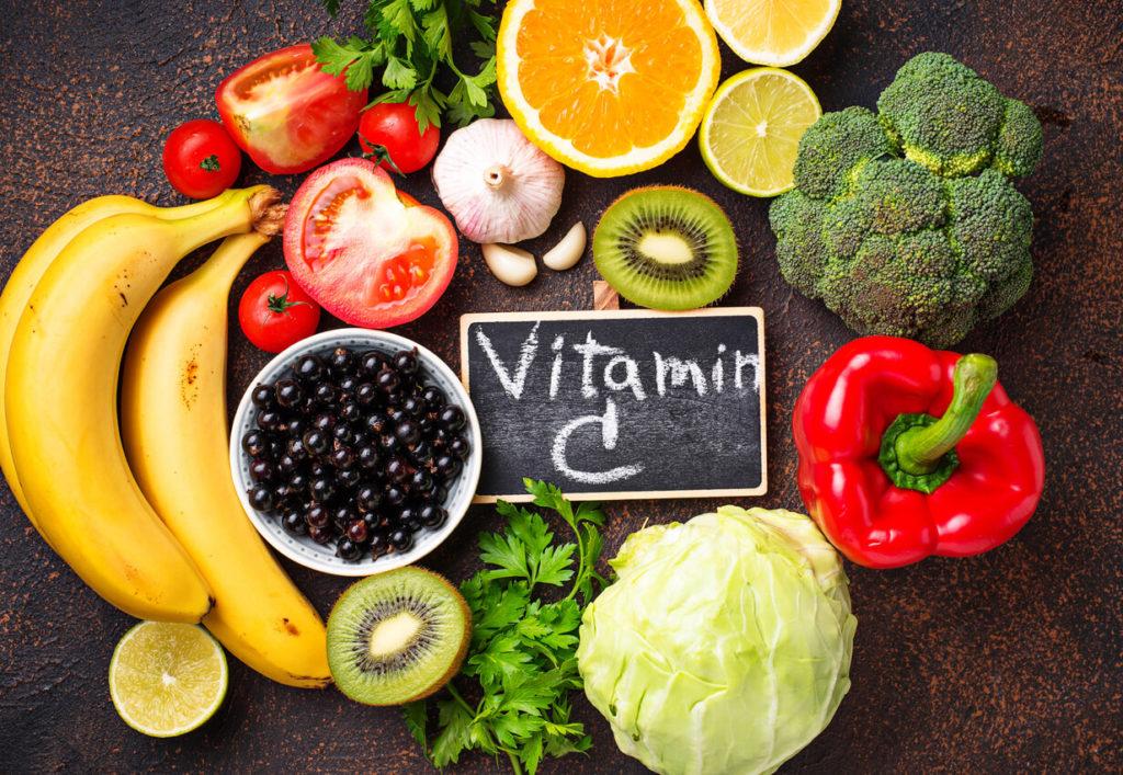 Vitamin C foods for immunity