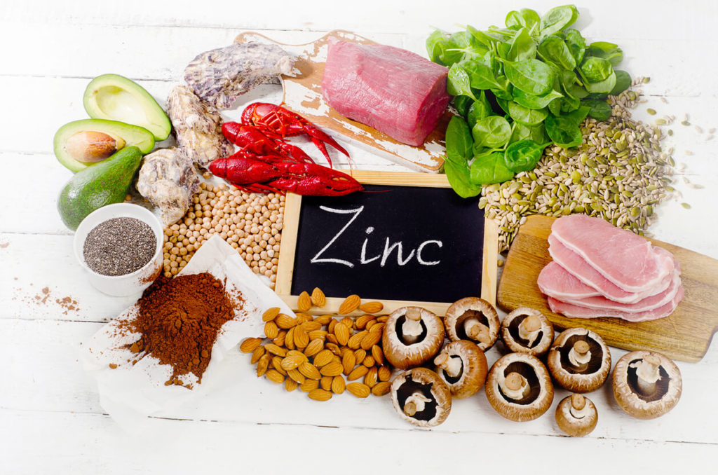 Zinc foods for immunity